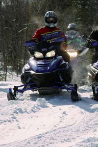 Presque Isle, Wisconsin - Snowmobiling Conditions & News