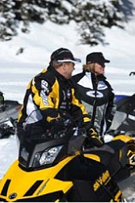 Snowmobile Lac du Flambeau, Wisconsin - Snowmobiling Info for Lac du Flambeau, Wisconsin