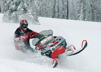Snowmobile Allegan County, Michigan - Snowmobiling Info from Snow Tracks